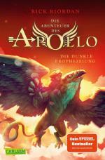 Cover-Bild Die Abenteuer des Apollo 2: Die dunkle Prophezeiung