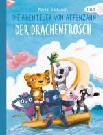 Cover-Bild Die Abenteuer von Affenzahn Teil I: Der Drachenfrosch