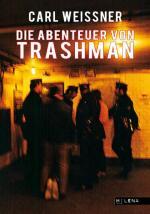 Cover-Bild Die Abenteuer von Trashman