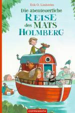Cover-Bild Die abenteuerliche Reise des Mats Holmberg