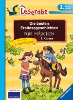 Cover-Bild Die besten Erstlesegeschichten für Mädchen 2. Klasse mit toller Zaubertafel