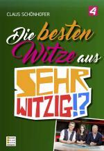 Cover-Bild Die besten Witze aus SEHR WITZIG!?