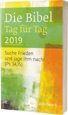 Cover-Bild Die Bibel Tag für Tag 2019 / Taschenbuch