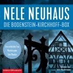 Cover-Bild Die Bodenstein-Kirchhoff-Box (Ein Bodenstein-Kirchhoff-Krimi )