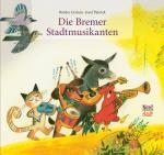 Cover-Bild Die Bremer Stadtmusikanten