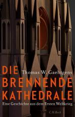 Cover-Bild Die brennende Kathedrale