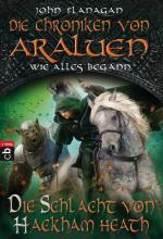 Cover-Bild Die Chroniken von Araluen - Wie alles begann