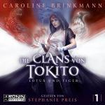 Cover-Bild Die Clans von Tokito - Lotus und Tiger