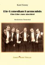Cover-Bild Die Comedian Harmonists