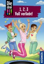 Cover-Bild Die drei !!!, 1, 2, 3 Voll Verliebt! (drei Ausrufezeichen)