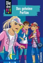 Cover-Bild Die drei !!!, 59, Das geheime Parfüm
