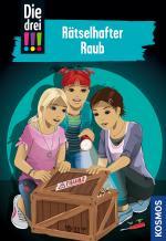 Cover-Bild Die drei !!!, 86, Rätselhafter Raub