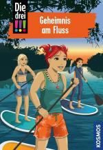 Cover-Bild Die drei !!!, 92, Geheimnis am Fluss (drei Ausrufezeichen)