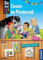 Cover-Bild Die drei !!!, Einsatz im Pferdestall