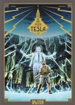 Cover-Bild Die drei Geister von Tesla. Band 2