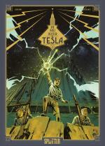 Cover-Bild Die drei Geister von Tesla. Band 3
