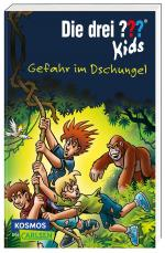 Cover-Bild Die drei ??? Kids 62: Gefahr im Dschungel