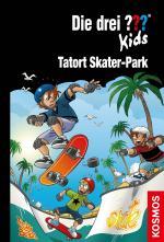 Cover-Bild Die drei ??? Kids, 84, Tatort Skater-Park (drei Fragezeichen Kids)