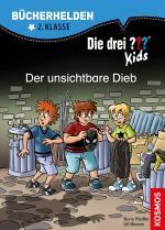 Cover-Bild Die drei ??? Kids, Bücherhelden 2. Klasse, Der unsichtbare Dieb (drei Fragezeichen Kids)