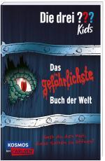 Cover-Bild Die drei ??? Kids: Das gefährlichste Buch der Welt