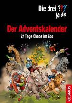 Cover-Bild Die drei ??? Kids, Der Adventskalender (drei Fragezeichen Kids)