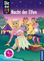 Cover-Bild Die drei !!!, Nacht der Elfen