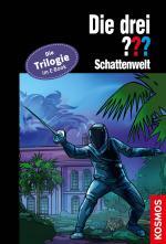 Cover-Bild Die drei ??? Schattenwelt (drei Fragezeichen)