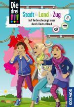 Cover-Bild Die drei !!!, Stadt - Land - Zug (drei Ausrufezeichen)