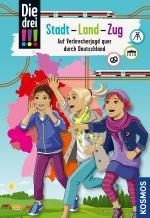 Cover-Bild Die drei !!!, Stadt - Land - Zug