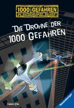 Cover-Bild Die Drohne der 1000 Gefahren