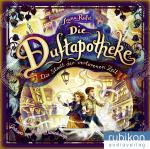 Cover-Bild Die Duftapotheke (5). Die Stadt der verlorenen Zeit