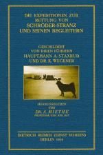Cover-Bild Die Expeditionen zur Rettung von Schröder-Stranz und seinen Begleitern