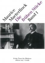 Cover-Bild Die frühen Stücke