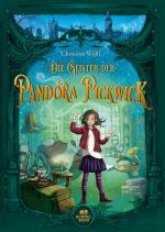 Cover-Bild Die Geister der Pandora Pickwick