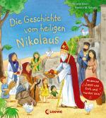 Cover-Bild Die Geschichte vom heiligen Nikolaus