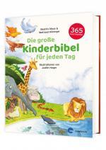 Cover-Bild Die große Kinderbibel für jeden Tag