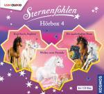 Cover-Bild Die große Sternenfohlen Hörbox Folgen 10-12 (3 Audio CDs)