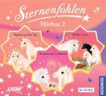 Cover-Bild Die große Sternenfohlen Hörbox Folgen 4-6 (3 Audio CDs)