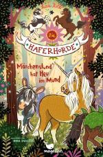 Cover-Bild Die Haferhorde - Märchenstund' hat Heu im Mund