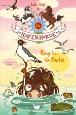 Cover-Bild Die Haferhorde - Pony bei die Fische - Band 18