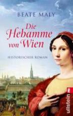 Cover-Bild Die Hebamme von Wien