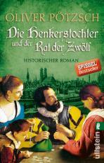 Cover-Bild Die Henkerstochter und der Rat der Zwölf