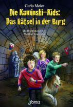 Cover-Bild Die Kaminski-Kids: Das Rätsel in der Burg