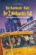 Cover-Bild Die Kaminski-Kids: Der 2. Weihnachts-Fall
