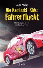 Cover-Bild Die Kaminski-Kids: Fahrerflucht (TB)