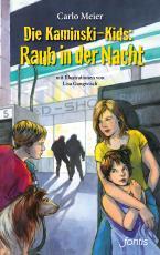 Cover-Bild Die Kaminski-Kids: Raub in der Nacht