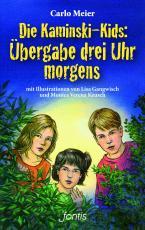 Cover-Bild Die Kaminski-Kids: Übergabe drei Uhr morgens