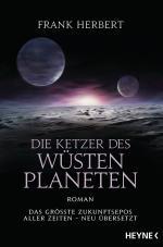 Cover-Bild Die Ketzer des Wüstenplaneten