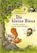 Cover-Bild Die kleine Biene oder Wer mutig ist, braucht nichts zu fürchten