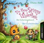 Cover-Bild Die kleine Spinne Widerlich - 2 Geschichten